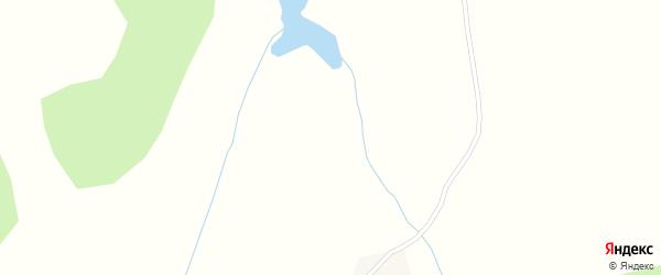 Полевая улица на карте деревни Водоглядовки с номерами домов