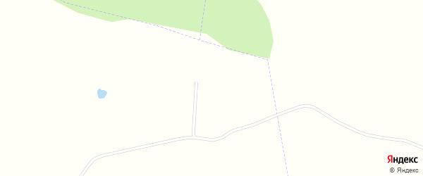 Улица Мичурина на карте поселка Красного Угла с номерами домов