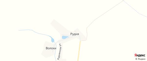 Карта деревни Волохи в Брянской области с улицами и номерами домов
