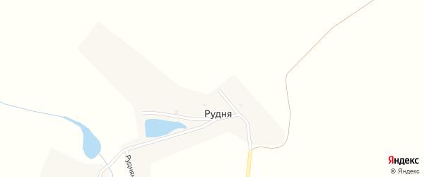 Волоховская улица на карте деревни Волохи с номерами домов
