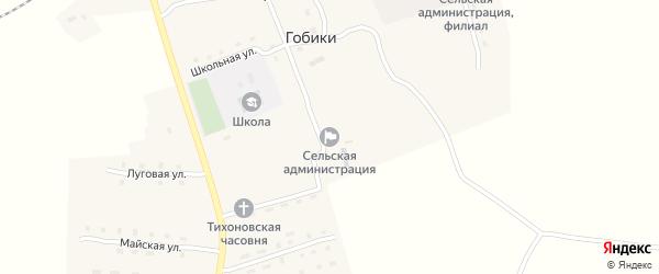 Территория Паи Десна на карте территории Федоровского сельского поселения с номерами домов