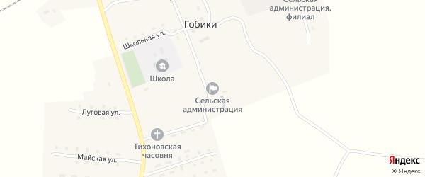 Территория Паи им Ленина на карте территории Федоровского сельского поселения с номерами домов