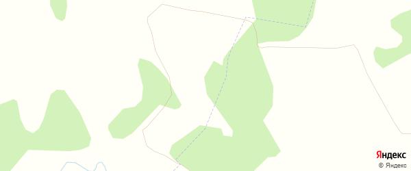 Карта деревни Рясника в Брянской области с улицами и номерами домов