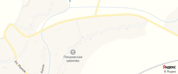 Улица Сторона на карте Красного села с номерами домов