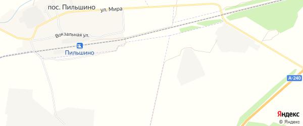 Карта деревни Богдановки в Брянской области с улицами и номерами домов