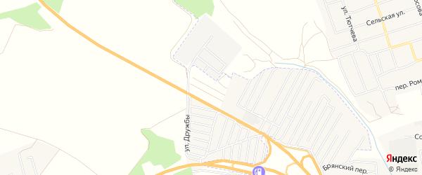 СТ сдт Мебельщик на карте территории Добрунского сельского поселения с номерами домов