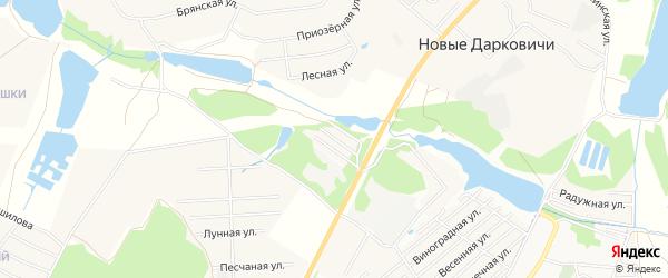 СТ сдт Созидатель на карте территории Мичуринского сельского поселения с номерами домов