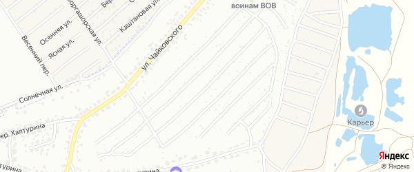 Территория со Ковшовка-2 на карте Брянска с номерами домов