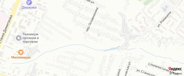 4-я Толмачевская улица на карте Брянска с номерами домов