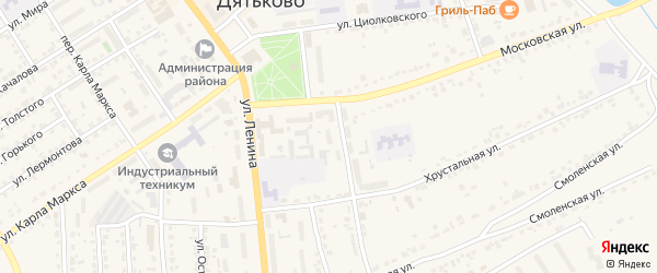 ГСК Ряд 2 на карте гаражно-строительного кооператива ГБ в районе дома 2 по ул Д.Ульянова с номерами домов