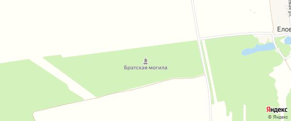 Территория СО Березинка на карте территории Навлинского городского поселения с номерами домов