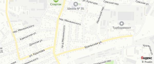 Комаричская улица на карте Брянска с номерами домов