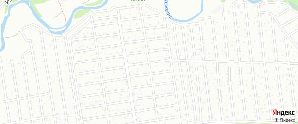 Территория со Дормаш на карте Брянска с номерами домов