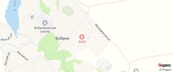 Территория Пай 110109 5 на карте территории Игрицкого сельского поселения с номерами домов