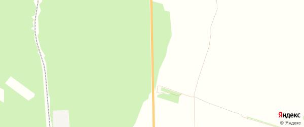 Карта железнодорожного разъезда 423 км в Брянской области с улицами и номерами домов