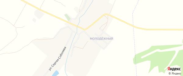 Карта села Литовни в Брянской области с улицами и номерами домов