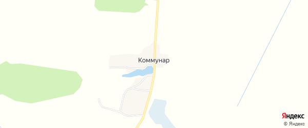 Карта поселка Коммуна в Брянской области с улицами и номерами домов