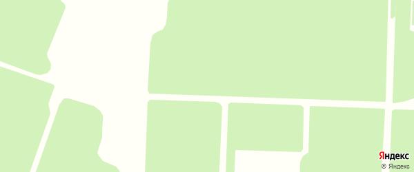 Территория Пай 98 на карте территории Марьинского сельского поселения с номерами домов
