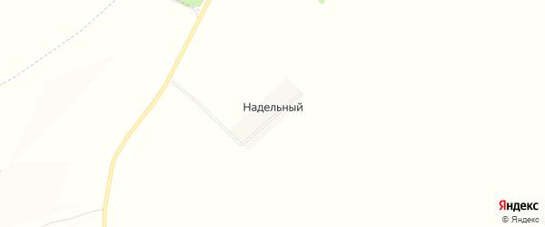 Карта Надельного поселка в Брянской области с улицами и номерами домов