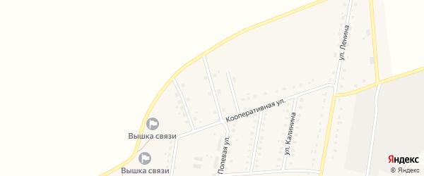 2-я Заводская улица на карте поселка Лопандино с номерами домов