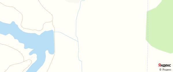 Озерная улица на карте деревни Азарова с номерами домов