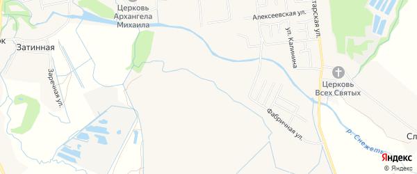 СТ сдт Мичуринец на карте территории Мичуринского сельского поселения с номерами домов