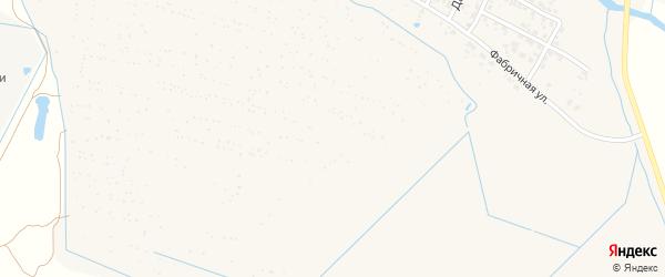 Территория сдт Работников тепловых сетей на карте Карачева с номерами домов