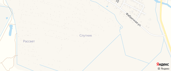 Территория сдт Работников газеты Заря на карте Карачева с номерами домов