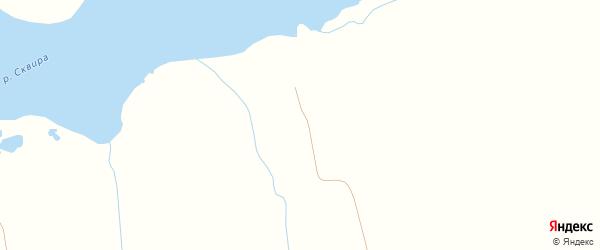 Бугровская улица на карте деревни Бугры с номерами домов