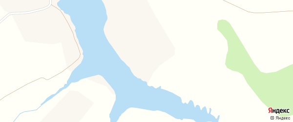 Заречная улица на карте деревни Шемятки с номерами домов