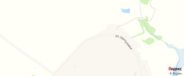 Улица Лантуховка на карте села Смородино с номерами домов
