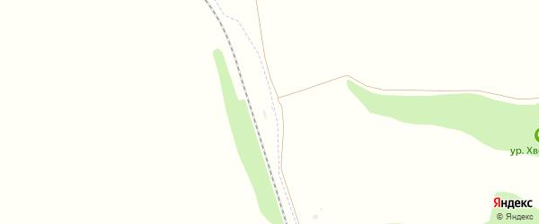 Казарма 131 км ЮВЖД на карте села Трефиловки с номерами домов