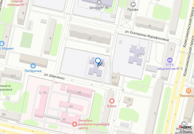 Волынская улица, 2 на карте Твери, организации, фото подробно 47e415de2c5