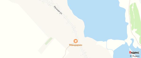 Центральная улица на карте села Подымовки с номерами домов