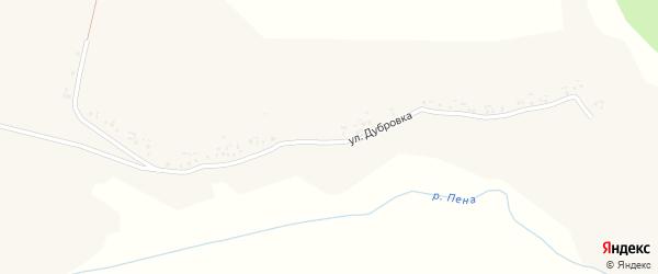 Красная-Подгородняя улица на карте Красного села с номерами домов
