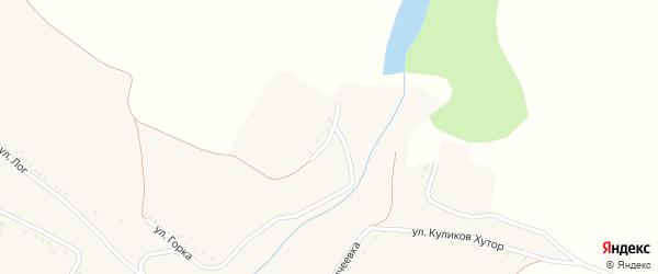 Улица Непочетовка на карте села Березовки с номерами домов
