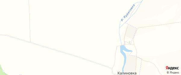 Карта села Сырцево в Белгородской области с улицами и номерами домов