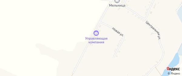 Новая улица на карте села Сухосолотино с номерами домов