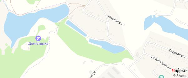 Юбилейная улица на карте села Головино с номерами домов