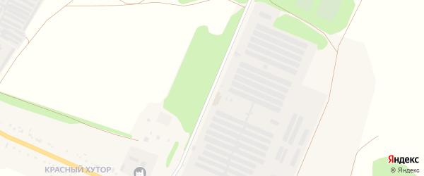 Заводская улица на карте Троицкого поселка с номерами домов