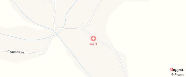 Почтовая улица на карте села Богдановки с номерами домов