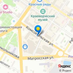 Фотография - Пиромагия на Комсомольской