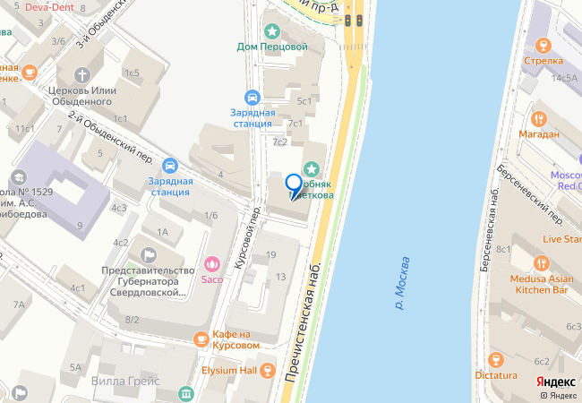 Курсовой переулок на карте Москвы с фото Скачать офлайн карту Курсовой переулок 9