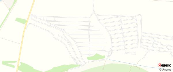 СТ Соловьиная Роща 2 на карте Старооскольского района с номерами домов