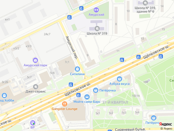 ебаться метро щелковская
