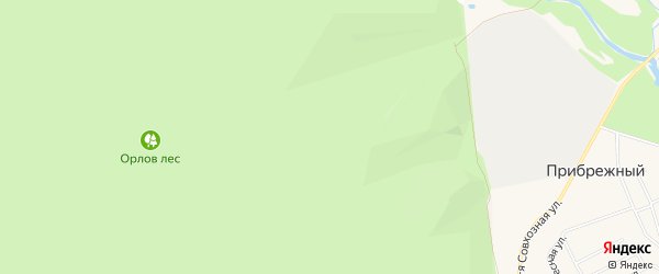 Карта хутора Жилина в Белгородской области с улицами и номерами домов