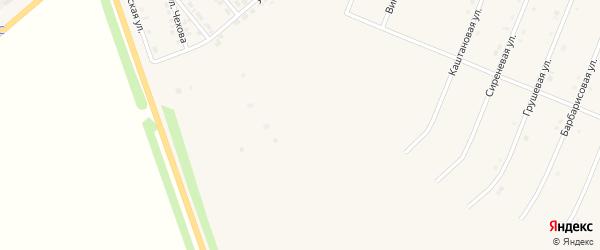 Виноградная улица на карте Нового Оскола с номерами домов