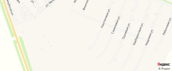 Яблоневая улица на карте Нового Оскола с номерами домов