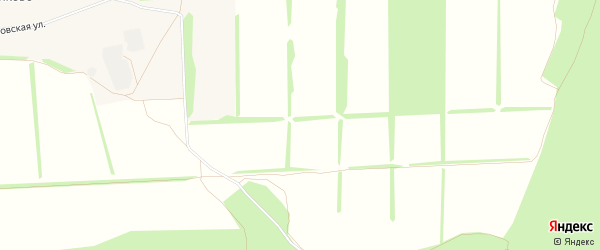 СТ Автомобилист на карте Старооскольского района с номерами домов