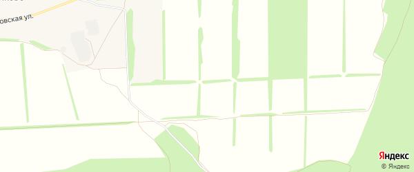СТ Нива на карте Старооскольского района с номерами домов